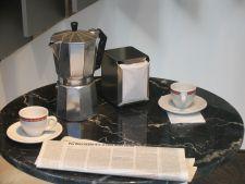 Espressogenuss mit Espressokocher
